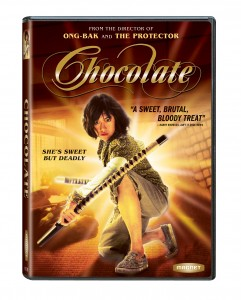 DVD edition of Chocolate