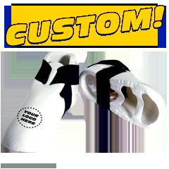 Custom Sparmaster Kicks